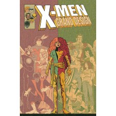 X-MEN GRAND DESIGN SECOND GENESIS #1 (OF 2)