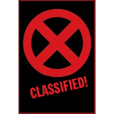 X CLASSIFIED (TBA Title) #1