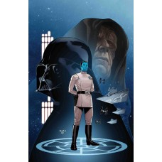 STAR WARS THRAWN #6 (OF 6)
