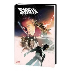SHIELD BY HICKMAN AND WEAVER HC HUMAN MACHINE