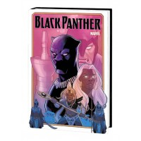 BLACK PANTHER HC VOL 02 AVENGERS OF NEW WORLD