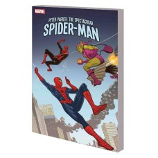 PETER PARKER SPECTACULAR SPIDER-MAN TP VOL 03 AMAZING FANTAS