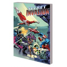 SECRET INVASION TP RISE OF SKRULLS