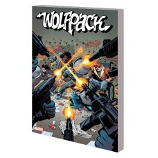 WOLFPACK COMPLETE COLLECTION TP