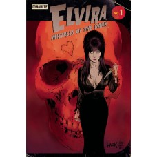 ELVIRA MISTRESS OF DARK #1 CVR E HACK & FRANCAVILLA
