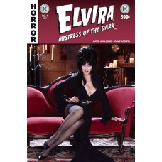 ELVIRA MISTRESS OF DARK #1 CVR L SGN PHOTO