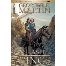 GAME OF THRONES CLASH OF KINGS #13 CVR A MILLER (MR)