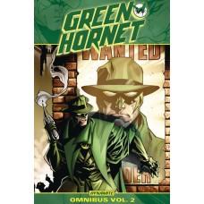 GREEN HORNET OMNIBUS TP VOL 02