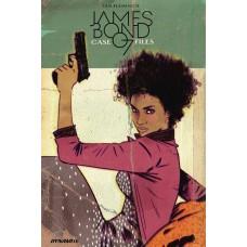JAMES BOND CASE FILES HC VOL 01