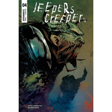 JEEPERS CREEPERS #4 CVR A SAYGER
