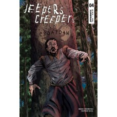 JEEPERS CREEPERS #4 CVR B BAAL