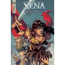 XENA #6 (OF 5) CVR B CIFUENTES