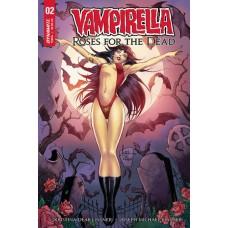 VAMPIRELLA ROSES FOR DEAD #2 (OF 4) CVR B TUCCI (MR)