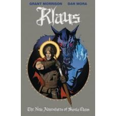 KLAUS HC NEW ADVENTURES OF SANTA CLAUS