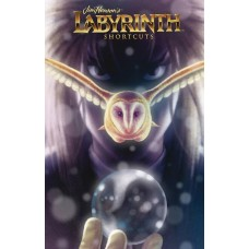 JIM HENSON LABYRINTH SHORTCUTS HC