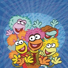 JIM HENSON FRAGGLE ROCK #3 MAIN