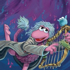 JIM HENSON FRAGGLE ROCK #3 SUBSCRIPTION MYLER CONNECTING CVR