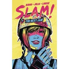 SLAM NEXT JAM TP