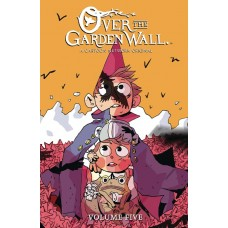 OVER GARDEN WALL ONGOING TP VOL 05