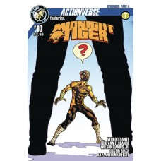ACTIONVERSE ONGOING #10 MIDNIGHT TIGER PART 4