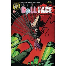 DOLLFACE #18 CVR C STANLEY PIN UP (MR)