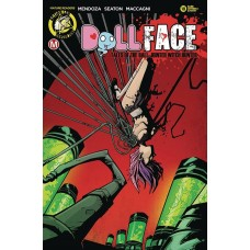 DOLLFACE #18 CVR D STANLEY PIN UP TATTERED & TORN (MR)