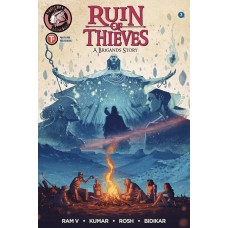 RUIN OF THIEVES BRIGANDS #3 CVR A KUMAR (MR)