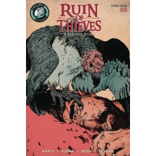 RUIN OF THIEVES BRIGANDS #3 CVR B RADHAKRISHNAN (MR)