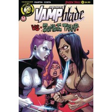 VAMPBLADE SEASON 3 #5 CVR A COSTA (MR)