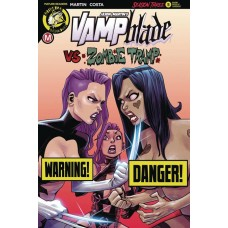 VAMPBLADE SEASON 3 #5 CVR B COSTA RISQUE (MR)