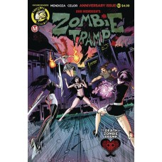 ZOMBIE TRAMP ONGOING #50 CVR A CELOR (MR)