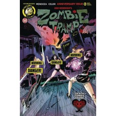 ZOMBIE TRAMP ONGOING #50 CVR B CELOR RISQUE (MR)