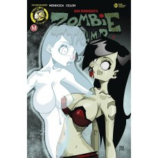 ZOMBIE TRAMP ONGOING #50 CVR E MENDOZA (MR)
