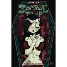 ZOMBIE TRAMP ONGOING #50 CVR A MENDOZA DELUXE ED (MR)