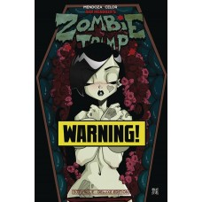 ZOMBIE TRAMP ONGOING #50 CVR B MENDOZA DELUXE ED (MR)
