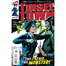 TINSELTOWN #3 (OF 5)