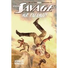 DOC SAVAGE WILD ADV SC MR CALAMITY