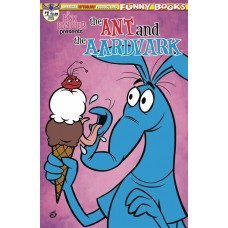 PINK PANTHER PRESENTS THE ANT & THE AARDVARK #1 SCHERER ANT