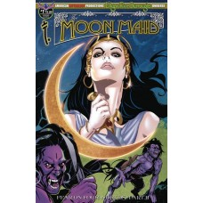 MOON MAID #1 REARTE VISIONS OF THE MOON CVR