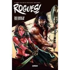 ROGUES TP VOL 01 CURSE OF THE CHICKEN AND OTHER STORIES