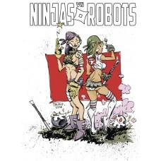 NINJAS VS ROBOTS TP