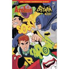 ARCHIE MEETS BATMAN 66 #1 CVR B CHARM