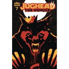 JUGHEAD THE HUNGER #7 CVR B BOSS (MR)