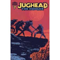 JUGHEAD THE HUNGER #7 CVR C WALSH (MR)