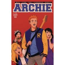 ARCHIE #32 CVR A MOK