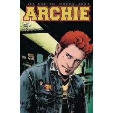 ARCHIE #32 CVR B HACK