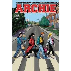 ARCHIE #32 CVR C KRAUSE