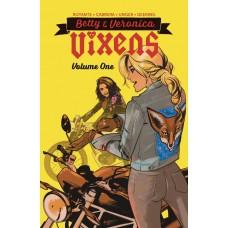 BETTY & VERONICA VIXENS TP VOL 01