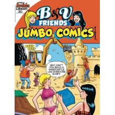 B & V FRIENDS JUMBO COMICS DIGEST #263