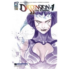 DISSENSION WAR ENTERAL #1 CVR B MANAPUL